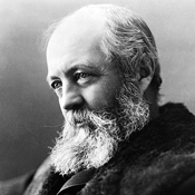 Frederick Law Olmsted Sr. Courtesy of the National Park Service, Frederick Law Olmsted National Historic Site.