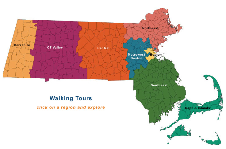 Walking Tours of Mass