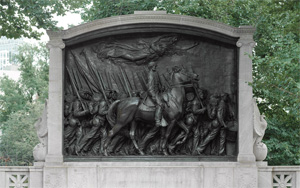 Robert Gould Shaw and the 54th Regiment Memorial