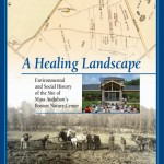 "book cover for ""A Healing Landscape"""