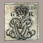 Tax Stamps (London, 1765) Collection of the Massachusetts Historical Society