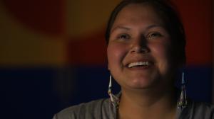 Nacole Walker, Standing Rock Language Revitalization Coordinator