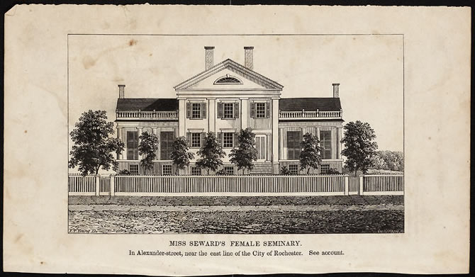 Miss Seward's Female Seminary