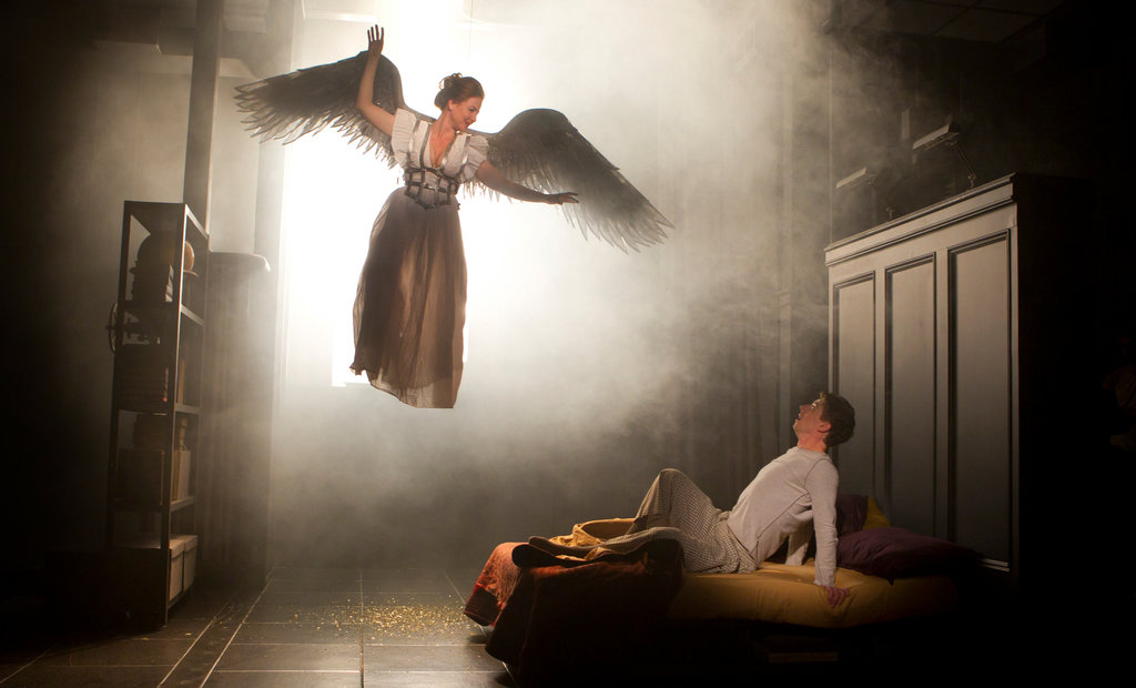 The 1993 play Angels in America: A Gay Fantasia on National Themes by American playwright Tony Kushner unflinchingly tackled AIDS and homosexuality in America in the 1980s.