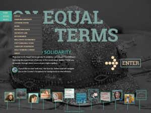 On Equal Terms website (in development)