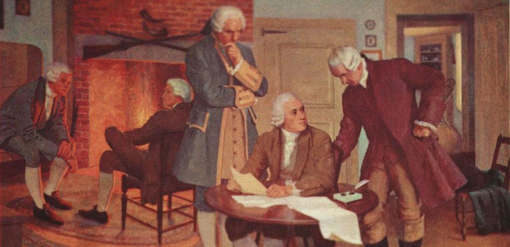 adams constitution