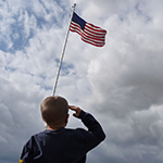 child saluting flag cropped 150x150
