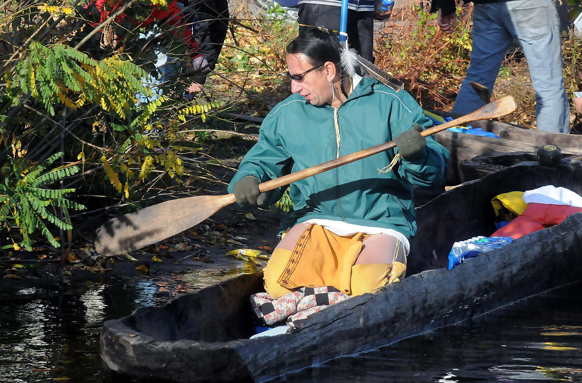sacred paddle