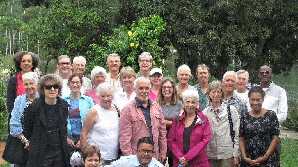 Mass Humanities Travels to Cuba