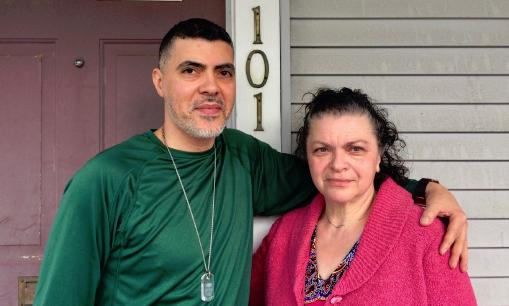 Tony and Elsie Hernandez
