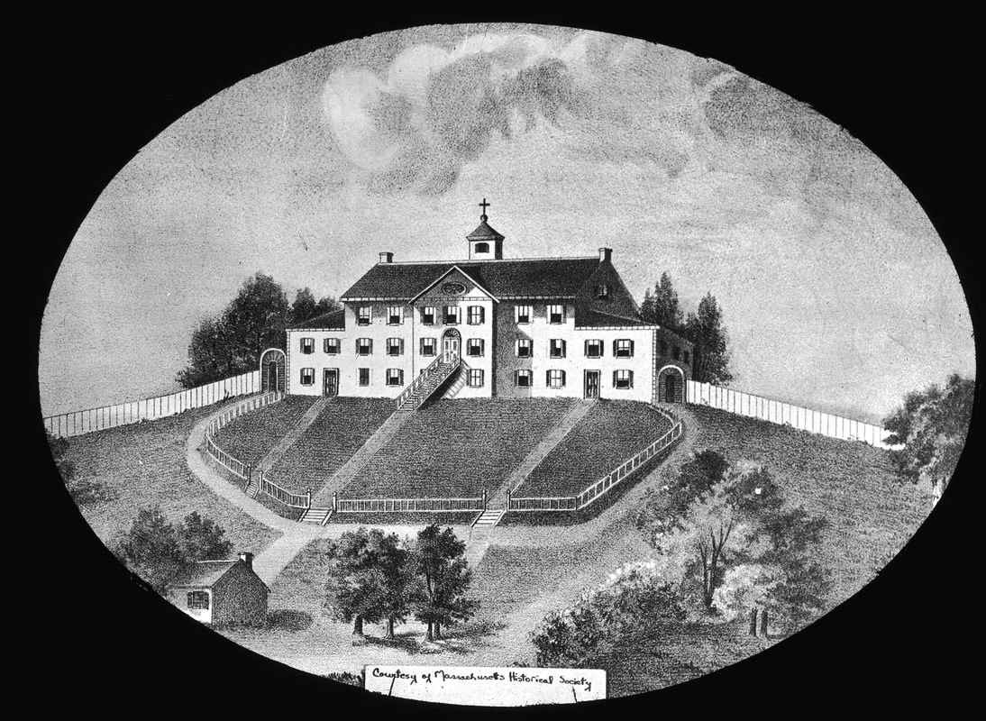 Fire and Roses: The Burning of the Charlestown Convent, 1834