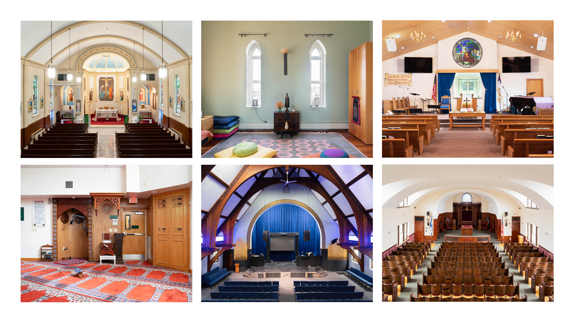 Faith in a City: Exploring Religion in Somerville, Massachusetts