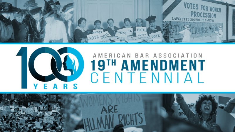 100 Years after the 19th Amendment: Their Legacy, and Our Future