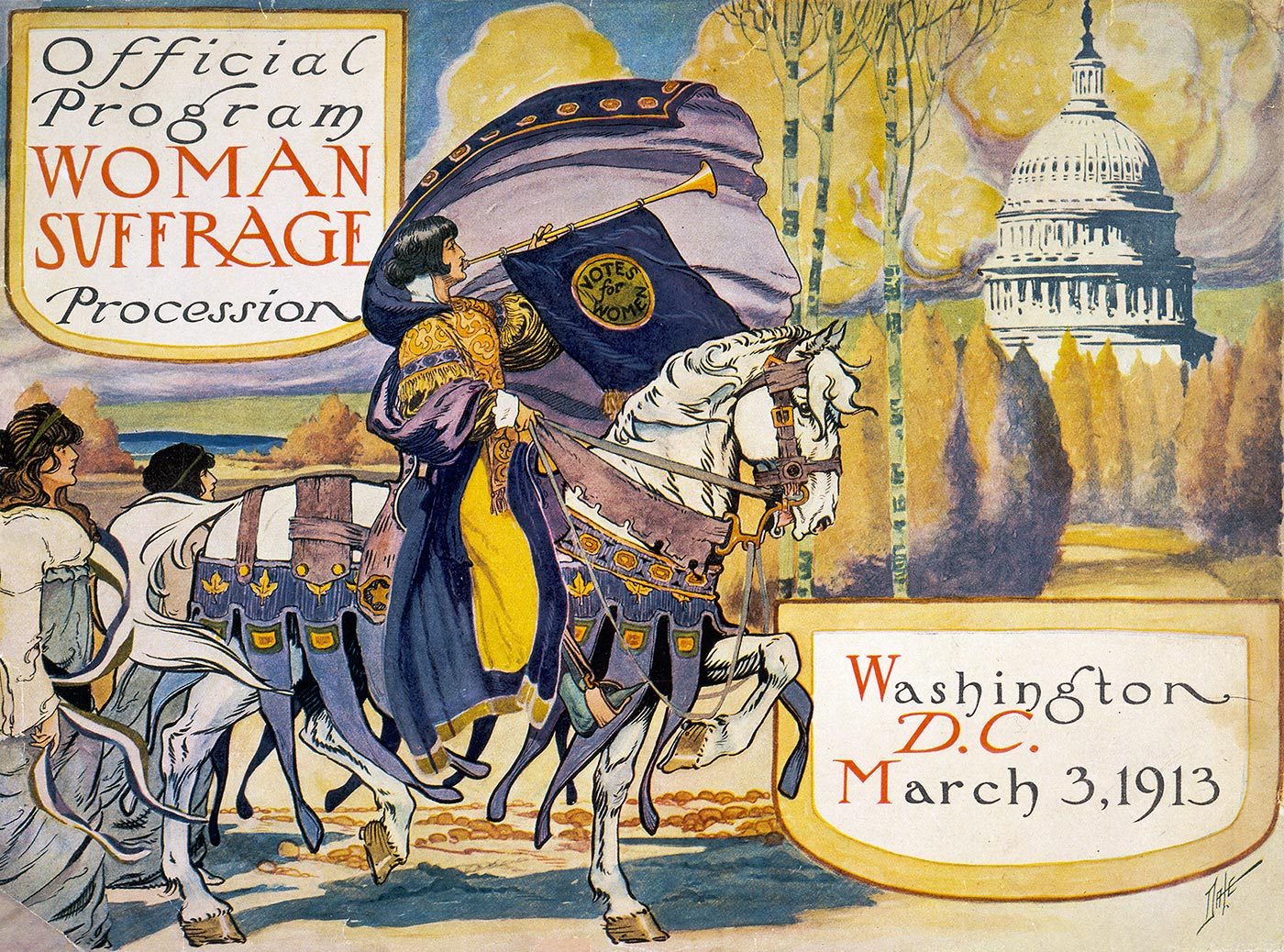 The Right to Vote: The Fight for Women's Suffrage 1848-1920