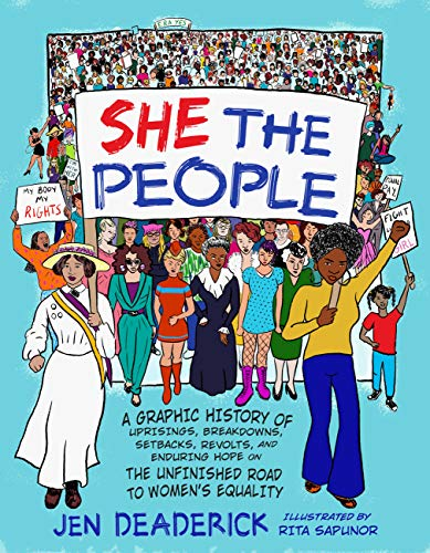 She the People: Author Visit with Jen Deaderick