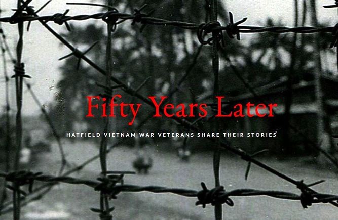 Fifty Years Later: Hatfield Vietnam War Veterans Share Their Stories
