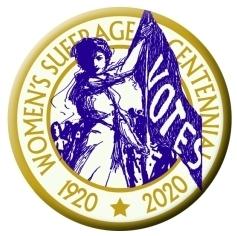Brockton Library's 1st Thursday Suffrage Conversation Series. Suffrage 1920-2020.