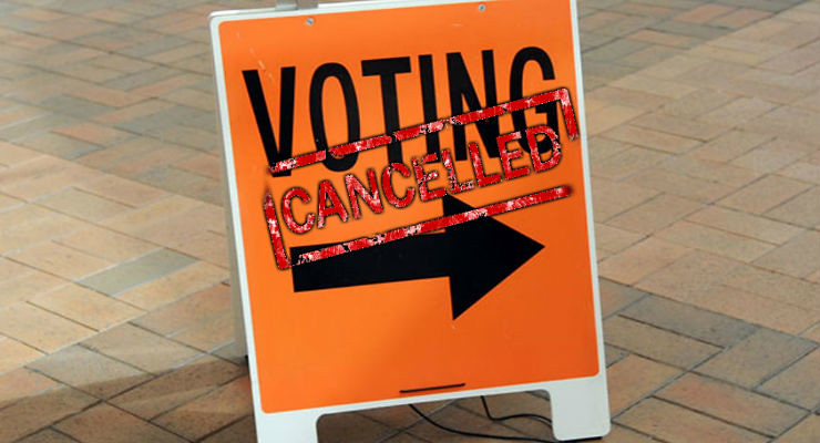 Current Barriers to Voting — The Right to Vote: Past, Present, Future