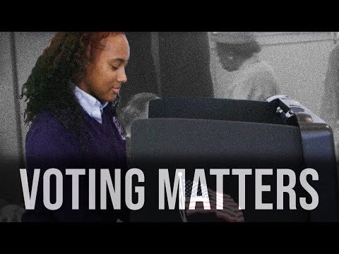 """Suffrage Movie (virtual): """"Voting Matters, Fighting for Voters Rights"""