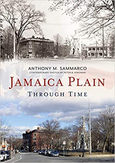 Book Talk: Jamaica Plain Through Time