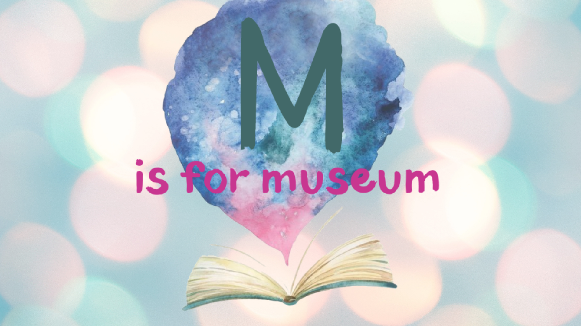 M is for Museum story time