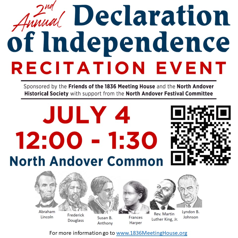 2nd Annual Declaration of Independence Recitation Event