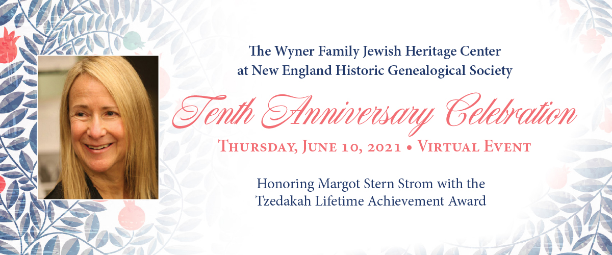 Tenth Anniversary Celebration of the Wyner Family Jewish Heritage Center