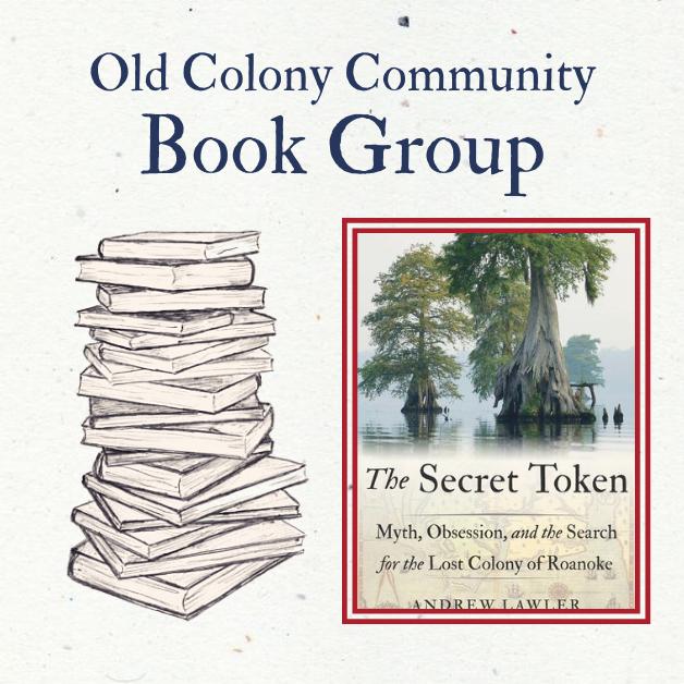 """OCHM Book Group: """"The Secret Token"""""""
