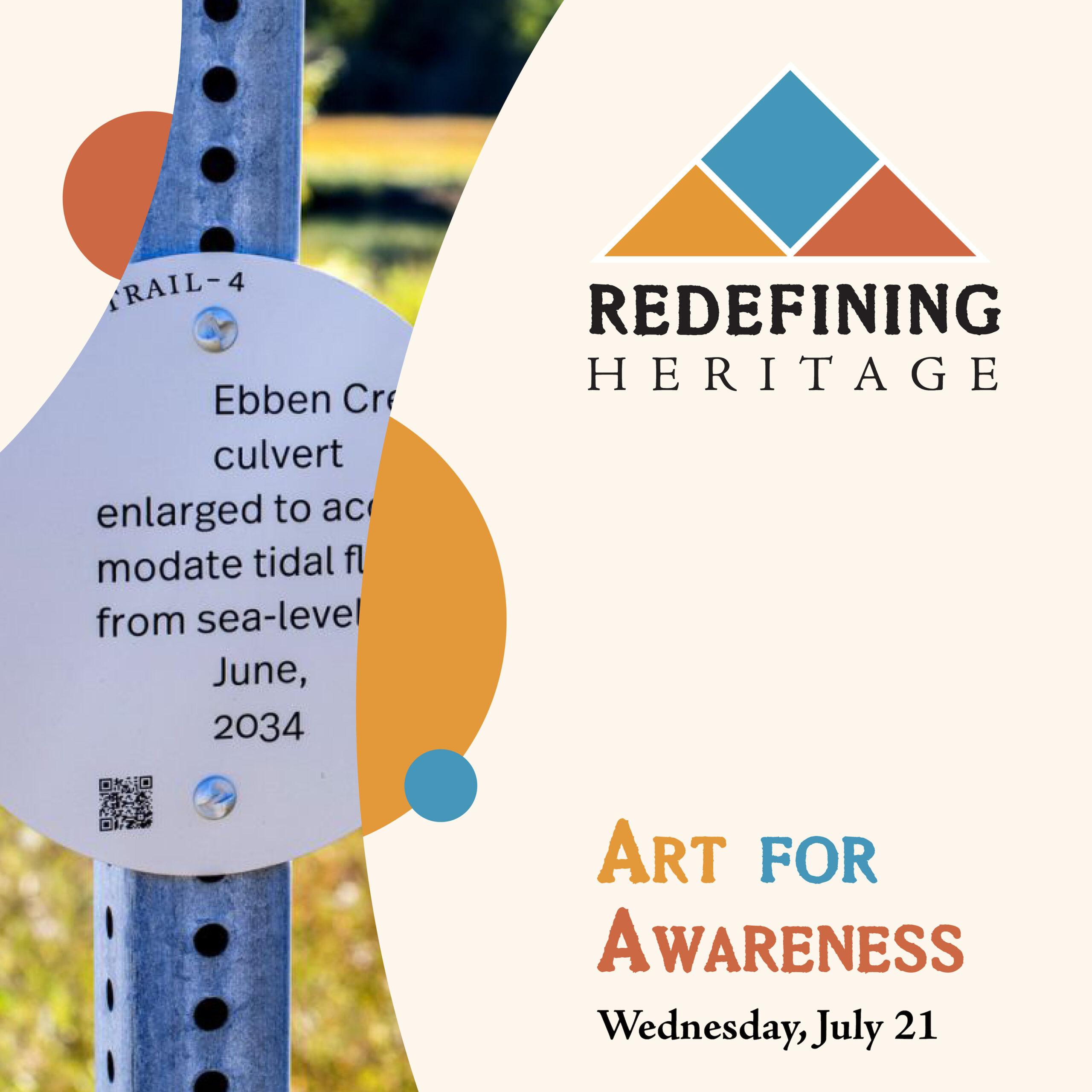 Redefining Heritage: Art for Awareness
