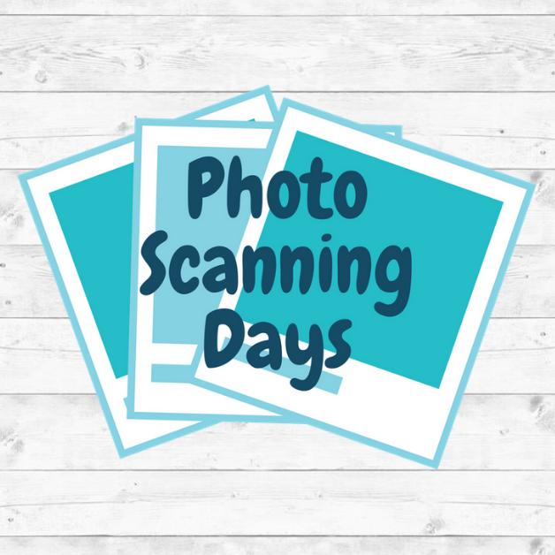 Photo Scanning Days