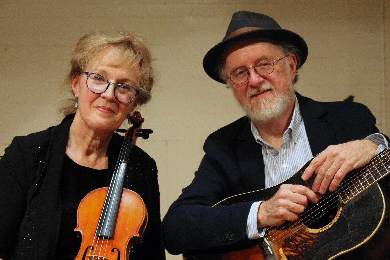 Laurel Martin and Jim Predergast